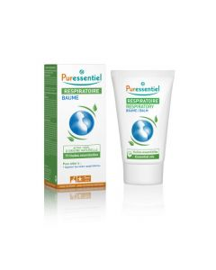 Puressentiel Baume Respiratoire aux 19 Huiles Essentielles - 50 ml