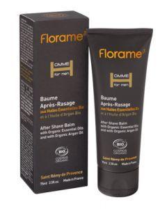 Florame Homme Baume Après-rasage 75ml
