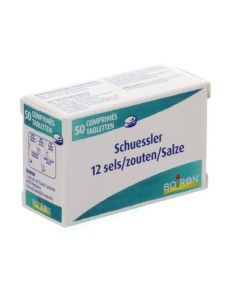 Boiron Sels de Schussler 6DH 50 Comprimés