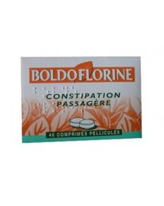 Boldoflorine 40 comprimés pelliculés