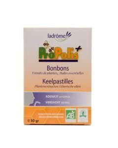 Ladrôme Bonbons Propolis Echinacea 50g