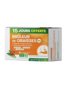 Séphyto Slim Brûleur de Graisses 45 Gélules