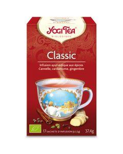 Yogi Tea Classic  17 Infusions