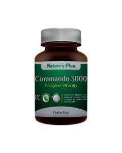 Nature's Plus Commando 3000 60 comprimés