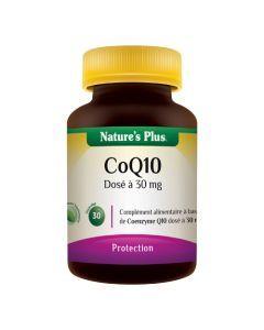 Nature's Plus Coenzyme Q10 30 Mg 30 capsules