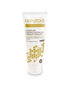 Apivita Crème Réparatrice Mains & Ongles Tube 60ml