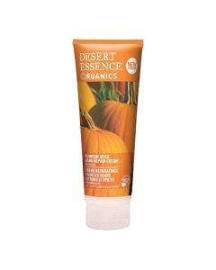 Desert Essence Crème Réparatrice pour les Mains à La Citrouille Epicée 118ml