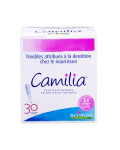 CAMILIA solution buvable 30 unidoses
