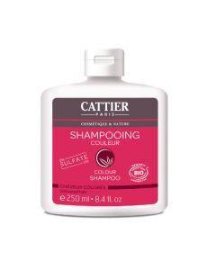 Cattier Shampooing Couleur Cheveux Colorés 250ml
