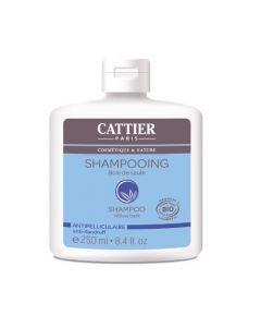 Cattier Shampooing Anti-Pelliculaire Bois de Saule 250ml