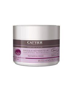Cattier Masque Réparateur Cheveux Secs 200ml