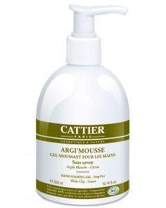 Cattier argi'Mousse Mains 300ml