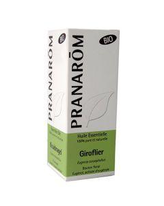 Pranarôm Bio Huile Essentielle Giroflier 10ml