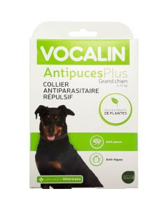 Vocalin AntipucesPlus Collier Grand Chien