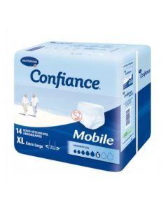 Confiance Mobile 14 Sous-Vêtements Absorbants Taille : XL