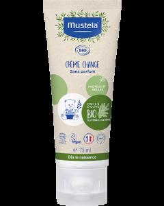 Mustela Crème change sans parfum Bio 75ml