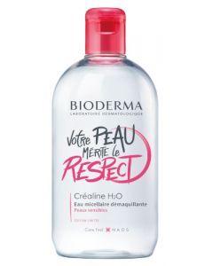 Bioderma Créaline H2O Edition Collector 500ml