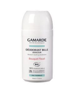 Gamarde Hygiène Douceur Déodorant Bille Douceur Bouquet Fleuri 50ml