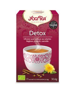 Yogi Tea Détox 17 Infusions