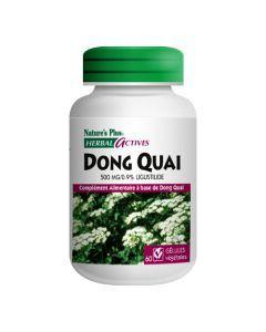 Nature's Plus Dong Quai 250Mg 60 capsules