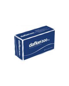 Daflon 500 mg 60 Comprimés Pelliculés