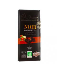 Dardenne Chocolat Noir Aux Noisettes 180g