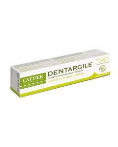 Cattier Dentargile Anis Dentifrice Reminéralisant à l'Argile 75ml