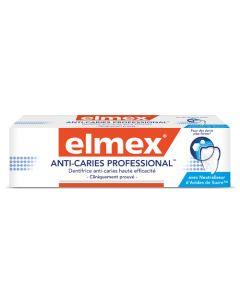 Elmex Anti-Caries Professional Dentifrice 75 Ml