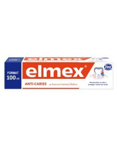 Elmex Dentifrice Protection Caries 100ml