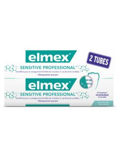 Elmex Sensitive Professional Dentifrice 2X75ml