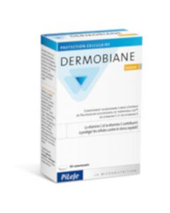 Pileje Dermobiane Solaire 30 comprimés sécables