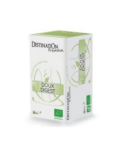 Destination Tisane Doux Digest Infusettes Bio 20 Sachets