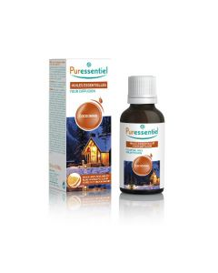 Puressentiel Diffuse Cocooning - Huiles essentielles pour diffusion - 30 ml