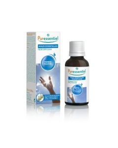 Puressentiel Diffuse Energie Positive - Huiles essentielles pour diffusion - 30 ml