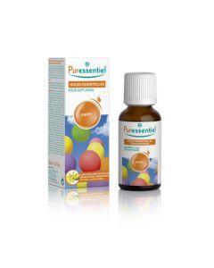 Puressentiel Diffuse Happy - Huiles essentielles pour diffusion - 30 ml
