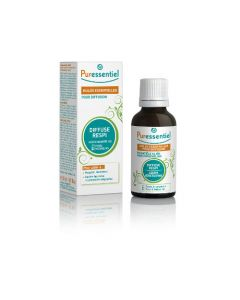 Puressentiel Diffuse Respi - Huiles essentielles pour diffusion - 30 ml