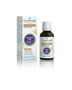 Puressentiel Diffuse Zen Huiles essentielles pour diffusion 30 ml