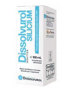 Dissolvurol Sillicium Gouttes 100ml