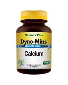 Nature's Plus Dyno Mins Calcium 90 comprimés