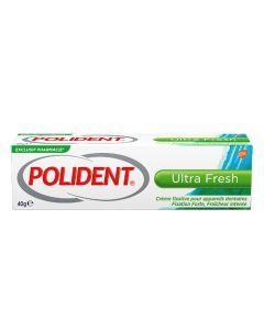 Polident Fixatif Ultra Fresh 40g