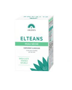 Jaldes Elteans Peau Sèche 60 capsules