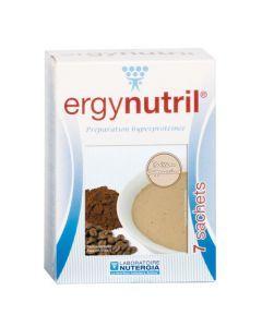 Nutergia Ergynutril Boisson Cappuccino 7 Sachets