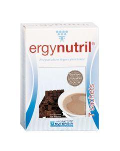 Nutergia Ergynutril Boisson Chocolat Chaud 7 Sachets
