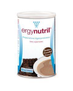 Nutergia Ergynutril Boisson Chocolat Chaud Pot 300g