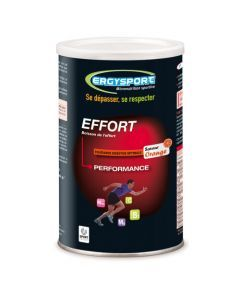 Nutergia Ergysport Effort Orange Poudre 450 G