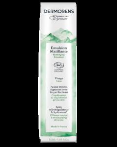 Dermorens Emulsion Matifiante Bio 50ml