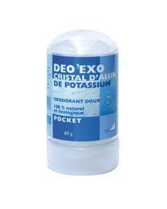 Exopharm Deo'Exo Pocket Stick de 60g