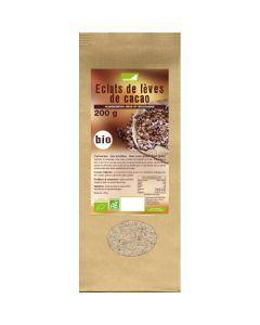Exopharm Éclats De Fèves De Cacao Sachet de 200g