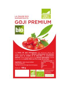 Exopharm Goji Premium Sachet de 100g