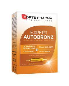 Forté Pharma Autobronzant 20 Ampoules